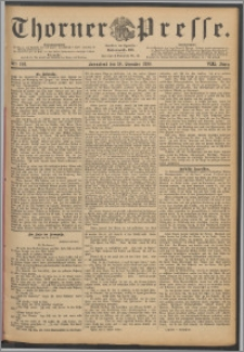 Thorner Presse 1890, Jg. VIII, Nro. 298 + Beilage