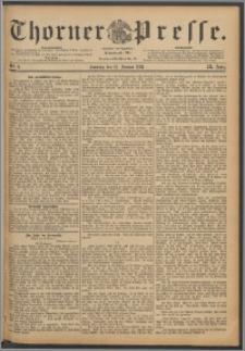 Thorner Presse 1891, Jg. IX, Nro. 9