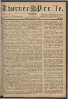 Thorner Presse 1891, Jg. IX, Nro. 22