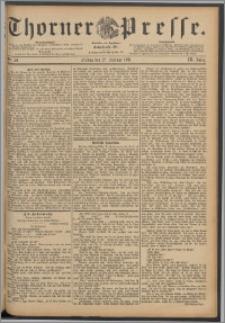 Thorner Presse 1891, Jg. IX, Nro. 49