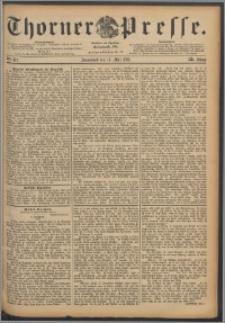 Thorner Presse 1891, Jg. IX, Nro. 112