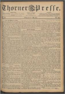Thorner Presse 1891, Jg. IX, Nro. 122