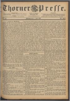 Thorner Presse 1891, Jg. IX, Nro. 138