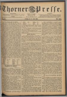 Thorner Presse 1891, Jg. IX, Nro. 158