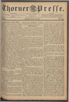 Thorner Presse 1891, Jg. IX, Nro. 169