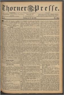 Thorner Presse 1891, Jg. IX, Nro. 173