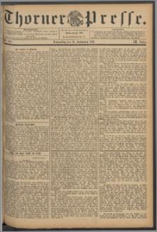 Thorner Presse 1891, Jg. IX, Nro. 211
