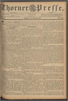 Thorner Presse 1891, Jg. IX, Nro. 227