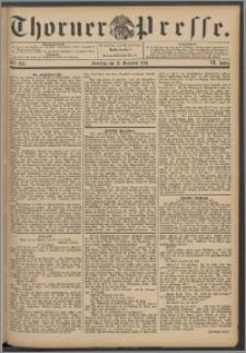Thorner Presse 1891, Jg. IX, Nro. 292 + Beilage