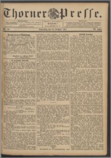 Thorner Presse 1891, Jg. IX, Nro. 301 + Beilage