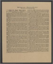 Thorner Presse: 3 Klasse 185. Königl. Preuß. Lotterie 12 Oktober 1891 1. Tag
