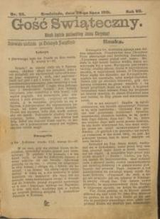 Gość Świąteczny 1901.07.28 R. VII nr 30