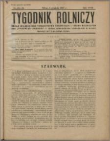 Tygodnik Rolniczy 1934, R. 18 nr 45/46