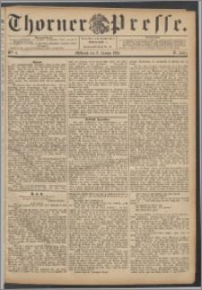 Thorner Presse 1892, Jg. X, Nro. 4