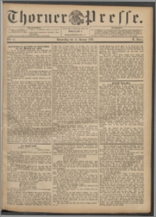 Thorner Presse 1892, Jg. X, Nro. 11