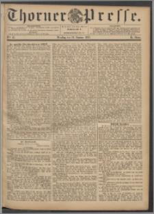 Thorner Presse 1892, Jg. X, Nro. 15