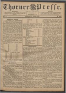 Thorner Presse 1892, Jg. X, Nro. 18