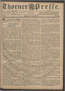 Thorner Presse 1892, Jg. X, Nro. 20 + Beilage, Beilagenwerbung