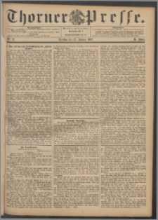 Thorner Presse 1892, Jg. X, Nro. 21