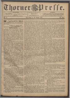 Thorner Presse 1892, Jg. X, Nro. 23