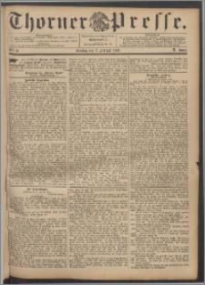 Thorner Presse 1892, Jg. X, Nro. 27