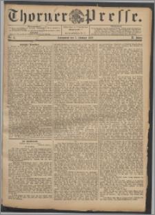 Thorner Presse 1892, Jg. X, Nro. 31