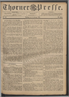 Thorner Presse 1892, Jg. X, Nro. 33