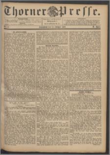 Thorner Presse 1892, Jg. X, Nro. 37