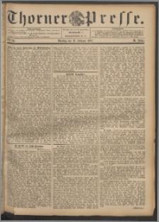 Thorner Presse 1892, Jg. X, Nro. 39