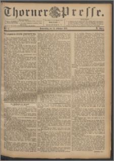 Thorner Presse 1892, Jg. X, Nro. 41