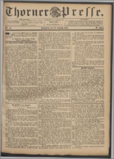Thorner Presse 1892, Jg. X, Nro. 43