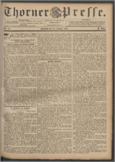 Thorner Presse 1892, Jg. X, Nro. 46