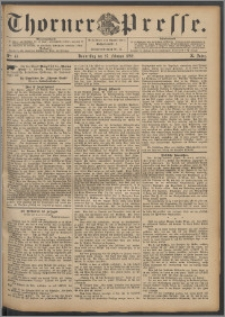 Thorner Presse 1892, Jg. X, Nro. 47