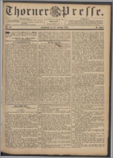 Thorner Presse 1892, Jg. X, Nro. 49