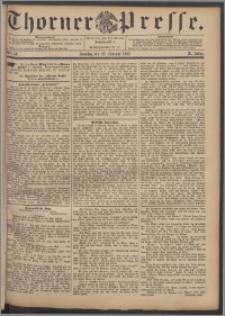 Thorner Presse 1892, Jg. X, Nro. 50 + Beilage
