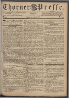 Thorner Presse 1892, Jg. X, Nro. 51