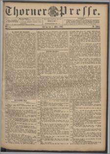 Thorner Presse 1892, Jg. X, Nro. 54