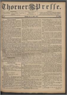 Thorner Presse 1892, Jg. X, Nro. 57