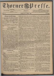 Thorner Presse 1892, Jg. X, Nro. 72 + Extrablatt