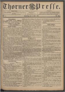 Thorner Presse 1892, Jg. X, Nro. 77 + Beilage