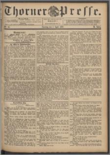 Thorner Presse 1892, Jg. X, Nro. 80 + Beilage