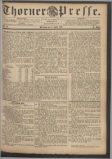 Thorner Presse 1892, Jg. X, Nro. 82