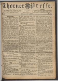 Thorner Presse 1892, Jg. X, Nro. 88