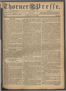 Thorner Presse 1892, Jg. X, Nro. 90