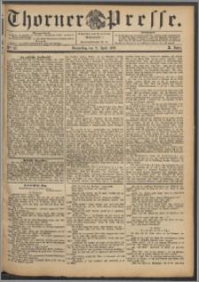 Thorner Presse 1892, Jg. X, Nro. 93 + Beilage