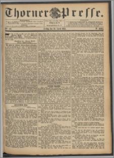 Thorner Presse 1892, Jg. X, Nro. 100