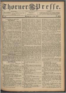 Thorner Presse 1892, Jg. X, Nro. 104