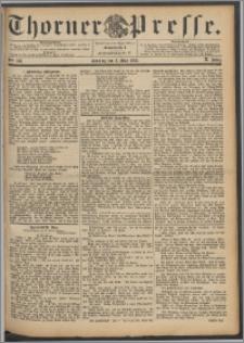 Thorner Presse 1892, Jg. X, Nro. 108 + Beilage, Beilagenwerbung