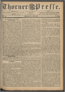 Thorner Presse 1892, Jg. X, Nro. 110