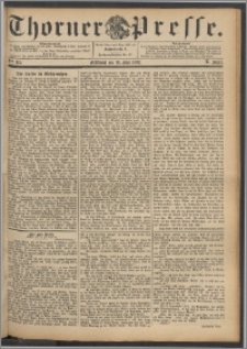 Thorner Presse 1892, Jg. X, Nro. 115